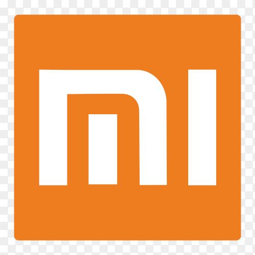 Logo xiaomi mi icon PNG