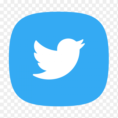 Popular Logo Twitter icon transparent PNG