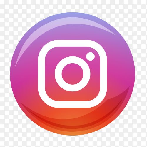 Popular logo Instagram transparent PNG