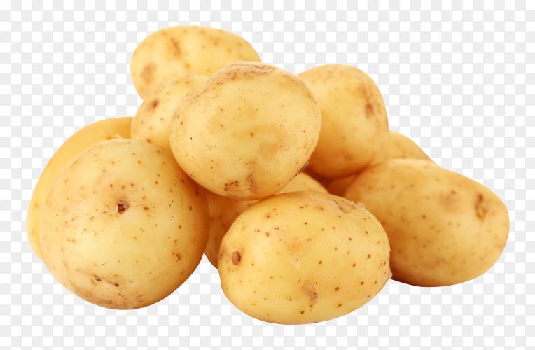 Potatoes transparent PNG