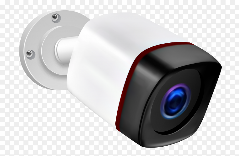 Security camera clipart PNG