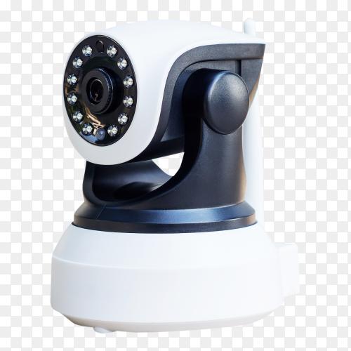 Security camera transparent PNG