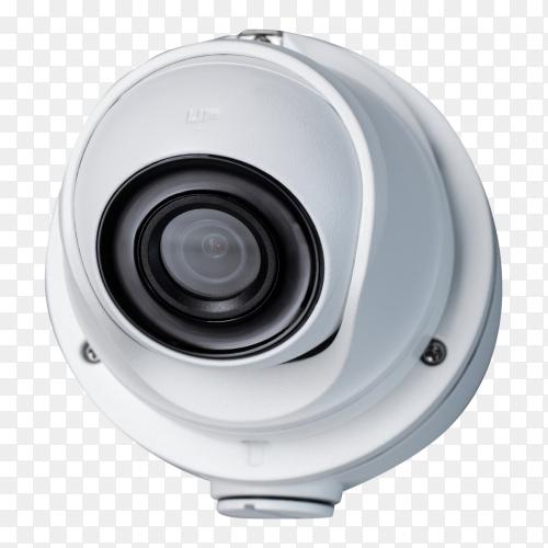 Security camera video transparent PNG