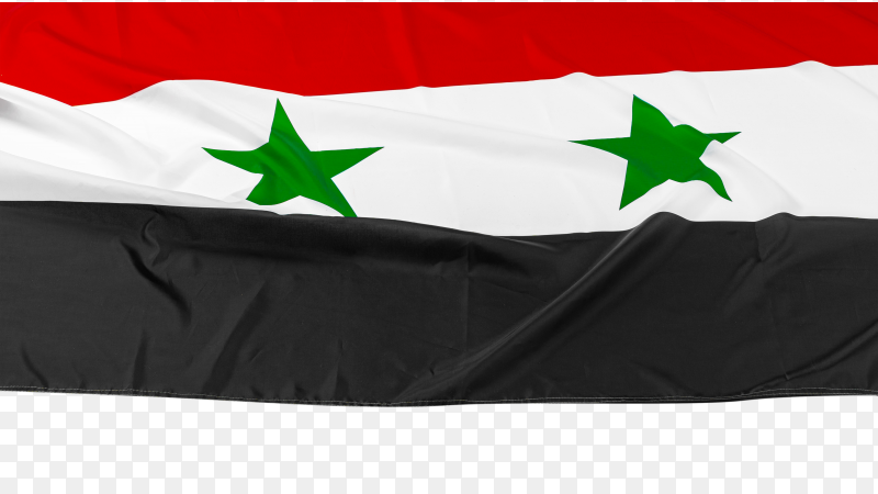 Syria flag – free download PNG
