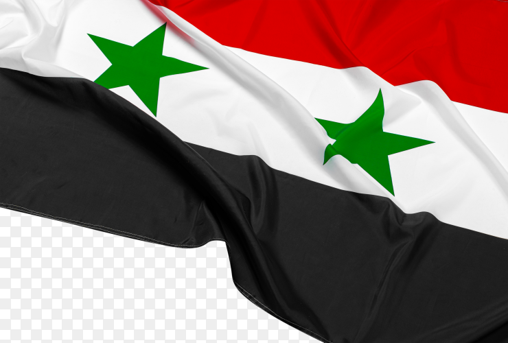 Syria flag – image PNG