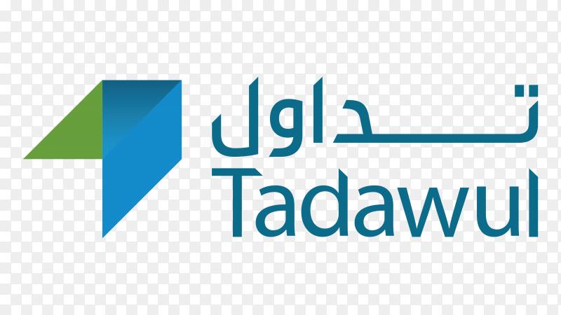 Logo tadawul saudi stock market transparent PNG