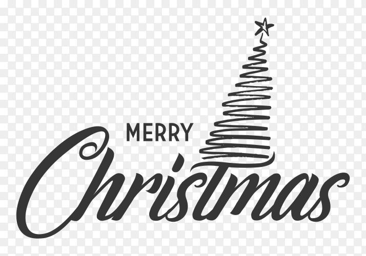 Christmas tree transparent png