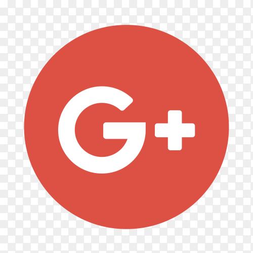 Google+ icon logo vector PNG