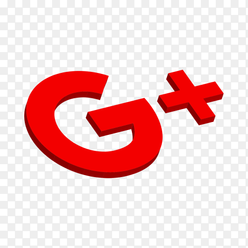 Google Plus icon logo Clipart PNG