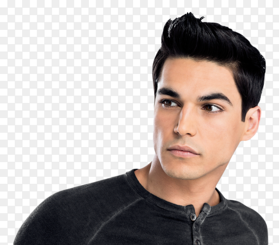 Haircut For Men –  Men Hairstyle transparent PNG