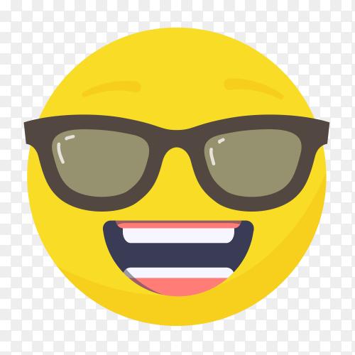 Nerd face Clipart PNG