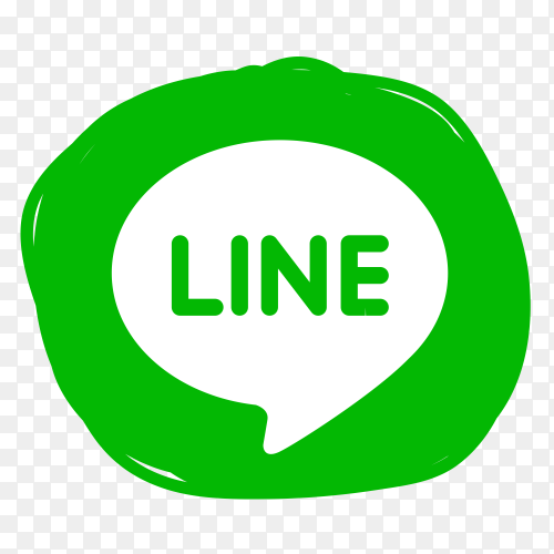 New line icon vector PNG