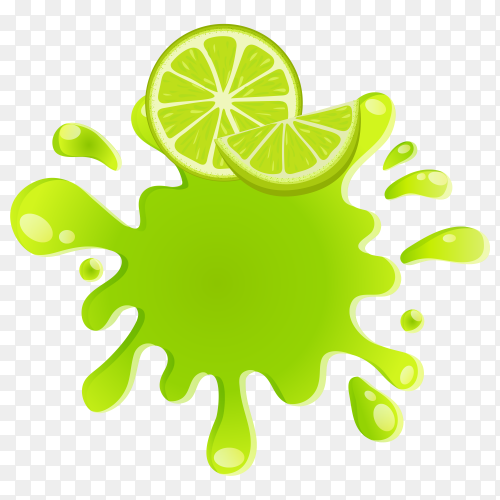 Sweet Lemon Vector PNG