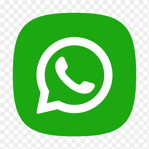 Whatsapp icon vector PNG