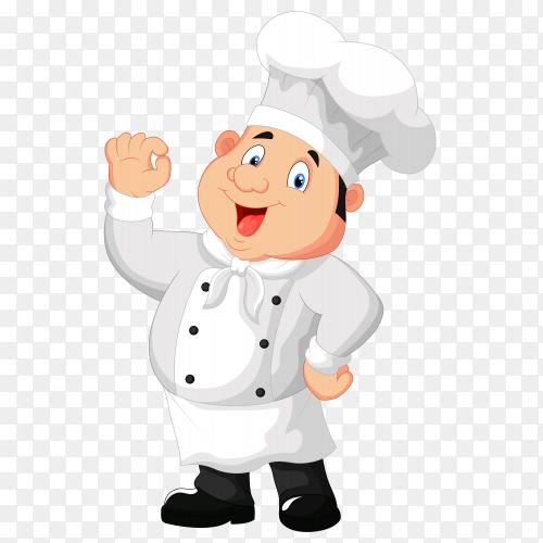 fat chef Clip art PNG