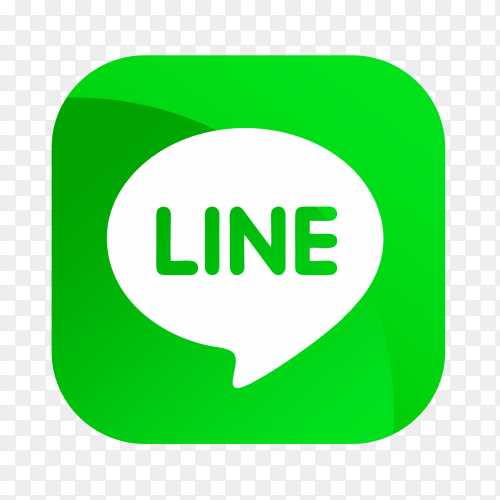 line icon on transparent background PNG