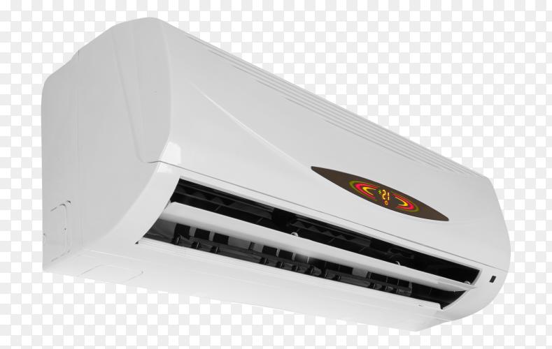 Air conditioner system Permium image PNG