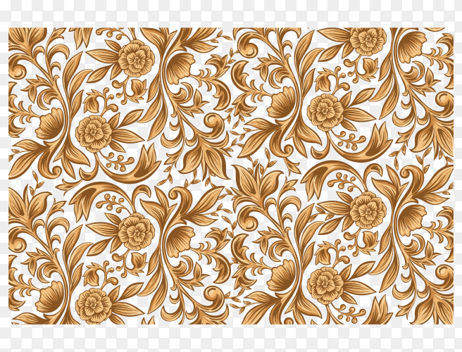 Brown flower vector PNG