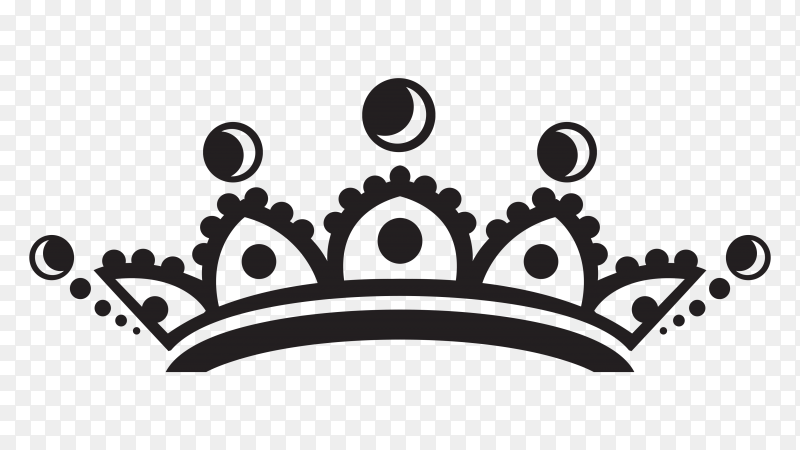 Crown icon clipart PNG