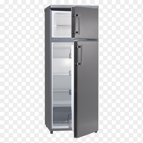 Gary Refrigerator on transparent background PNG