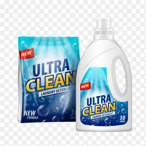 Ultra Clean on transparent background PNG