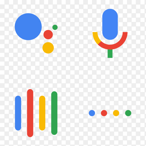 Google assistant search Clipart PNG