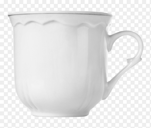 White tea cup Clipart PNG