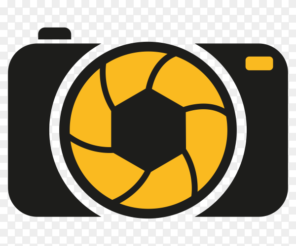 camera photographic isolated icon  Premium vector PNG