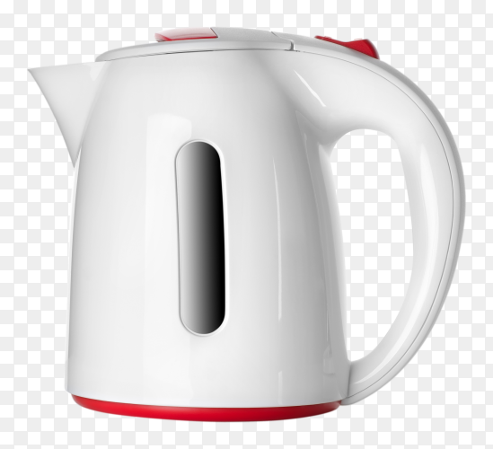 kettle electric on transparent background PNG