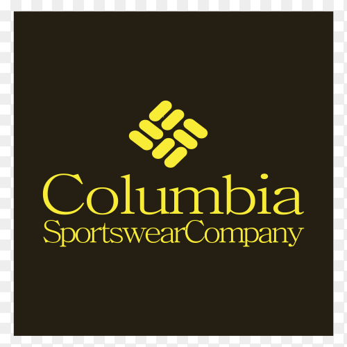 Columbia Sportswear Company Logo vector PNG