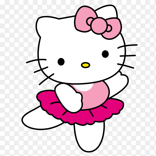 Disney cartoon Hello kitty clipart PNG