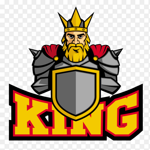 King design Poster Premium vector PNG