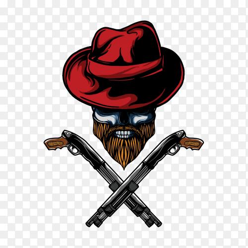 Master mavia logo on transparent background PNG