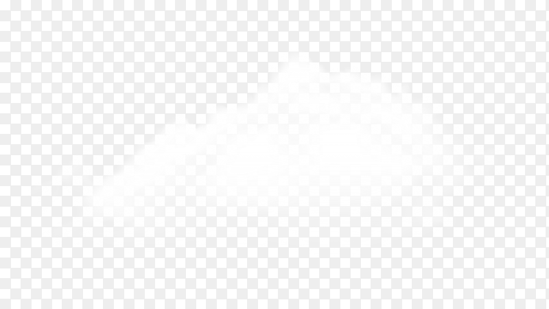 White cloud in sky on transparent background PNG