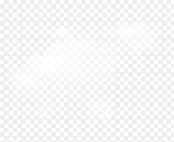 White clouds in sky on transparent background PNG