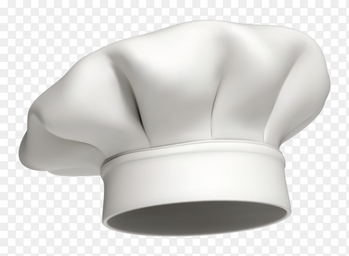 Chef hat icon design on trnsparent background PNG
