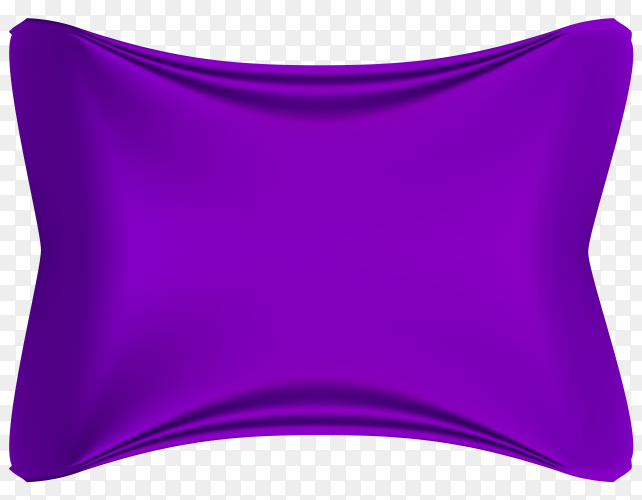 Purple Modern  abstract banner on transparent background PNG