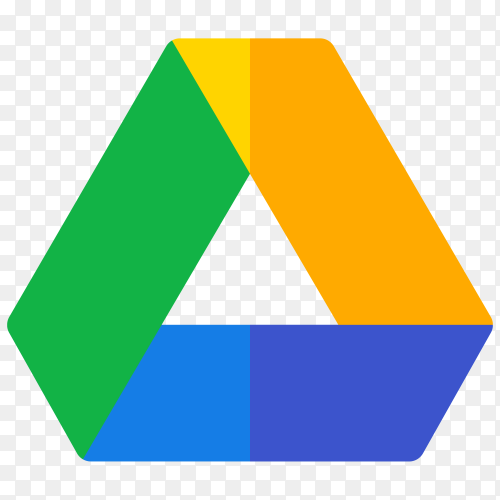 Google drive logo Premium vector  PNG