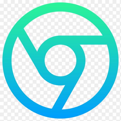 Logo google chrome clipart PNG