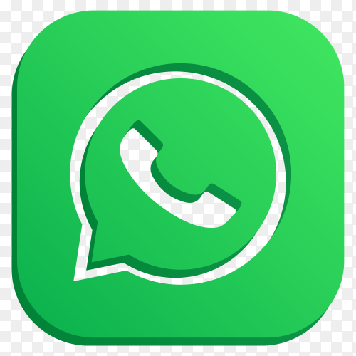 Most popular icon Whatsapp design Clipart PNG