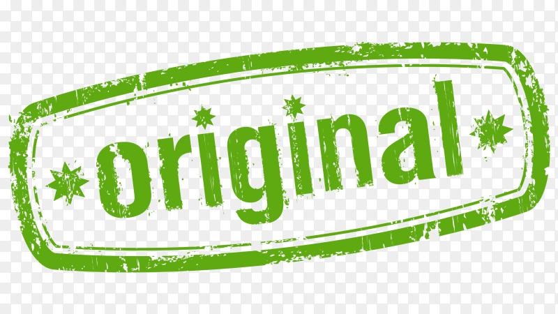Original lettering logo design clipart PNG