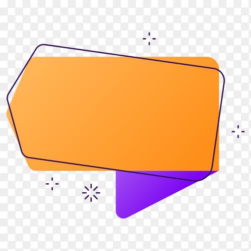 Illustration of Cashback label on transparent background PNG
