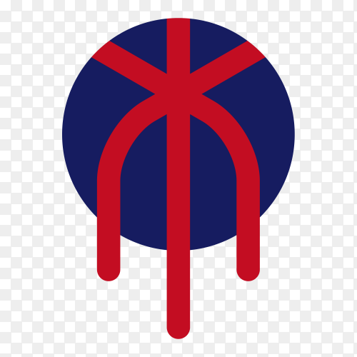 Design Concept of Colorful Stock Logo Icon premium vector PNG