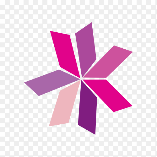Design Concept of Logo premium vector PNG
