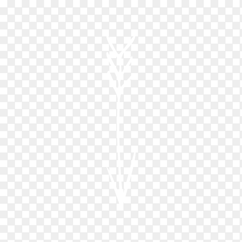 Hand drawn arrow icon template . doodle arrow symbol isolated on transparent PNG