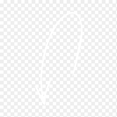 Hand drawn arrow icon template . doodle arrow symbol isolated premium vector PNG