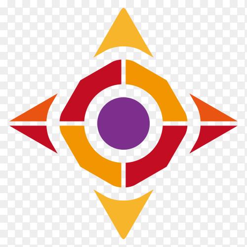Illustration of Design Concept of Logo on transparent background PNG