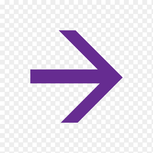 Illustration of arrow, undo and previous button on transparent background PNG
