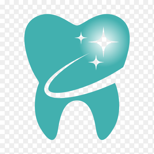 Dental clinic logo design premium vector PNG.png