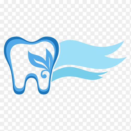 Dental logo on transparent PNG.png